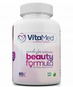 Beauty Formula - Hair, Skin, and Nail support for women - Bottle image