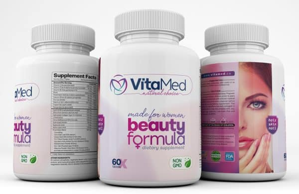 Beauty Formula 3 Bottle