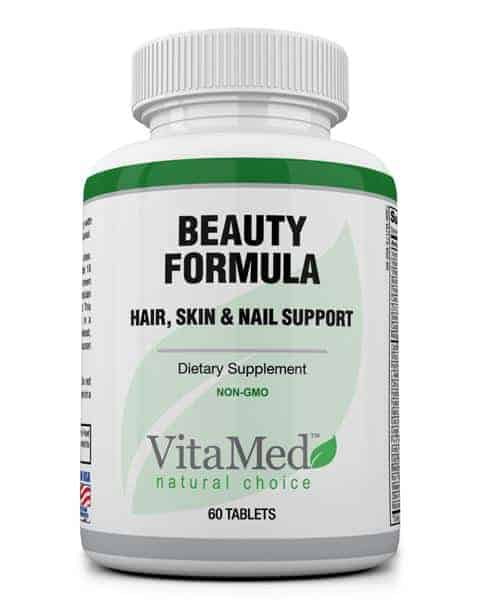 Beauty Formula Healthier Hair Nail Skin