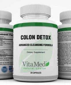 Colon Detox supplements