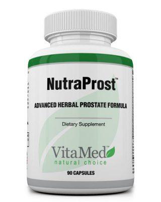 NutraProst Prostate Support non-GMO capsule