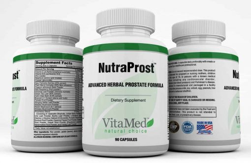 Prostate Support non-GMO capsule