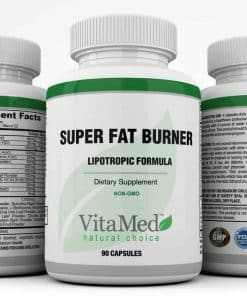 fat burner non-GMO capsule