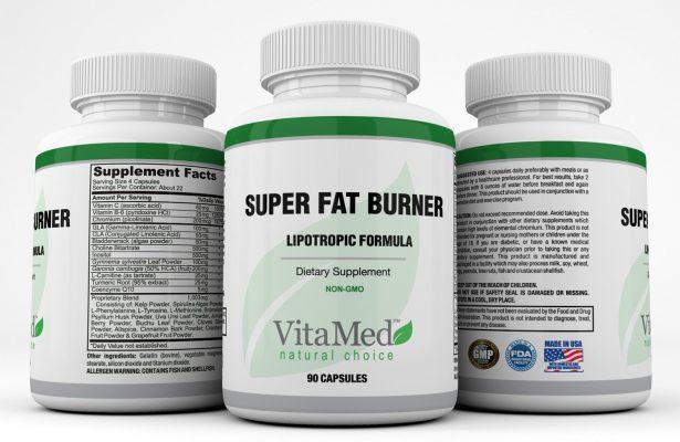 fat burner non-GMO capsule