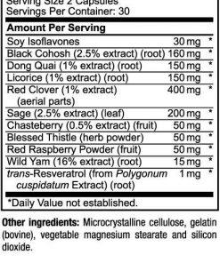 vitafem ingredients
