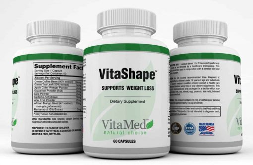 vitashape weight loss supplement