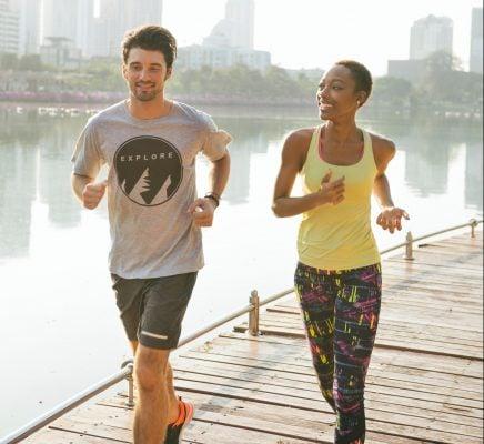running cardio fat burner