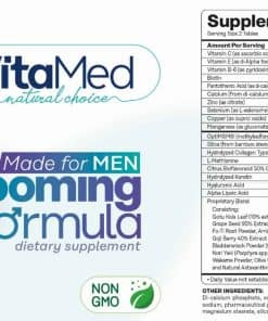 Grooming Formula - Supplement Facts
