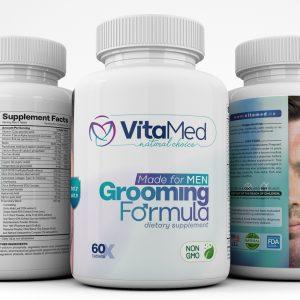 Grooming Formula 3-Bottles