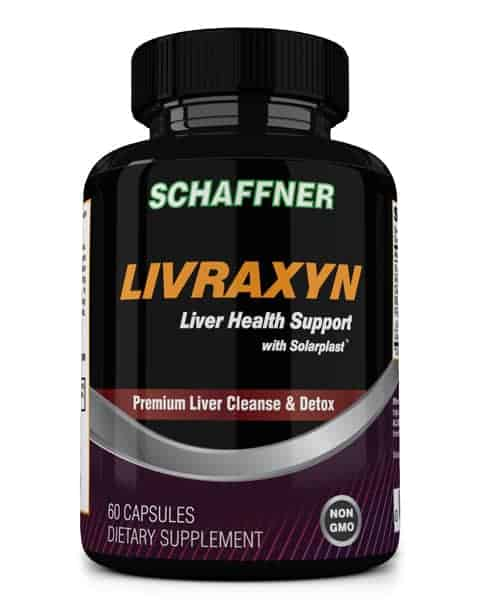 Livraxyn - Liver Health Support Bottle Image