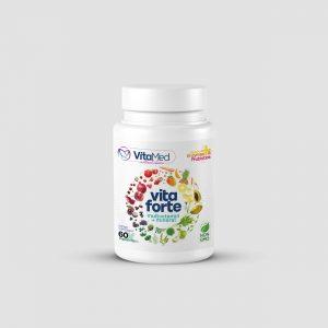 Vita Forte Multivitamin, Gluten Free Vitamin